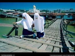 The Kampong Ayer