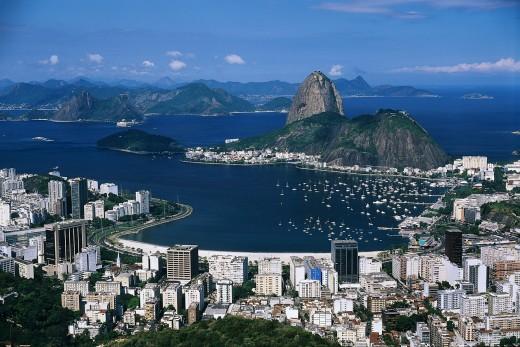 Vacation in Rio