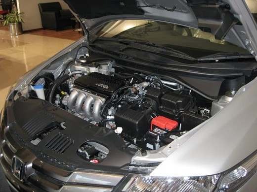 Honda City Engine