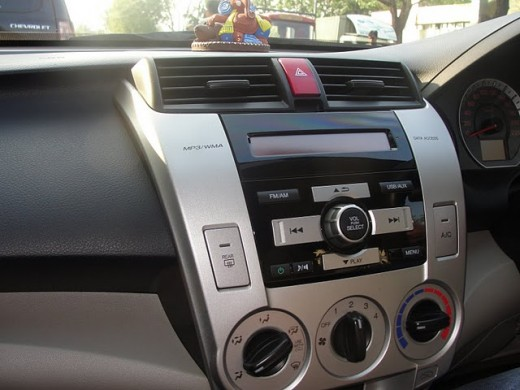 Honda City Beautiful magnificent interiors