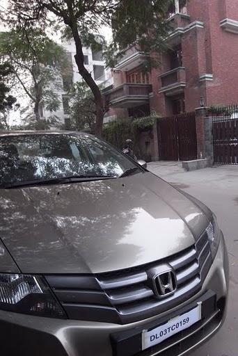 New Honda City ivtec December 2010 model.