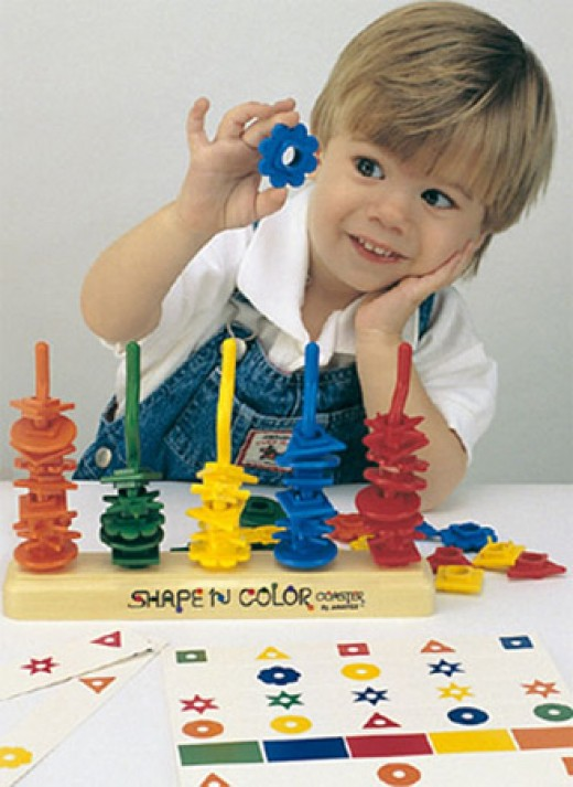 Puzzle and imagination toy