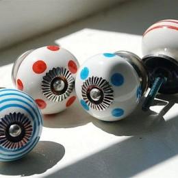 Ceramic Door Knobs