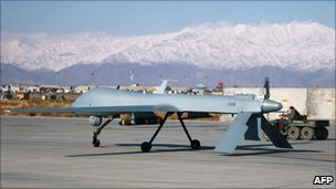 The Predator Drone; responsible for so many deaths of people not involved in war of military.