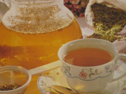 Gazing at Teas of the World - Jasmine Tea
