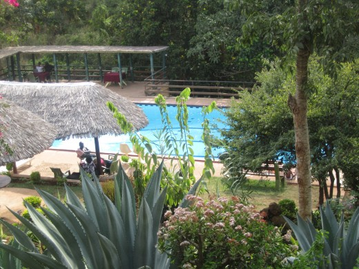 masaai lodge!! AMAZING!!