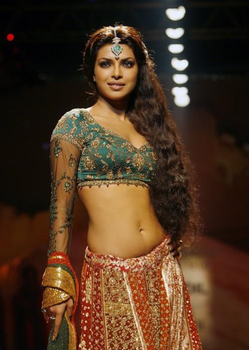 Indian actress Priyanka Chopra is like a beautiful princess to her fans.