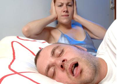 snoring is often very annoying