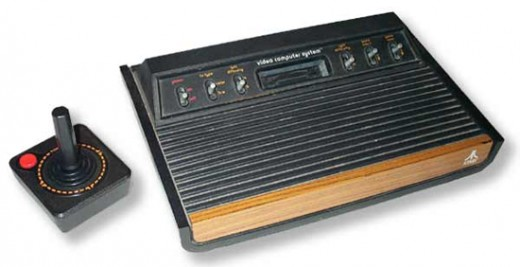 The Atari 2600 also known as 'Woody'