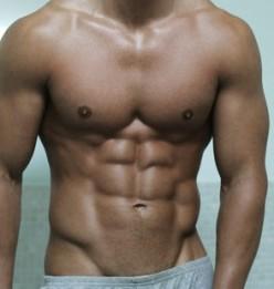 Do women prefer men with abs?
