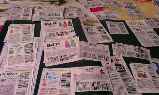 """Extreme Couponing"" on TLC"