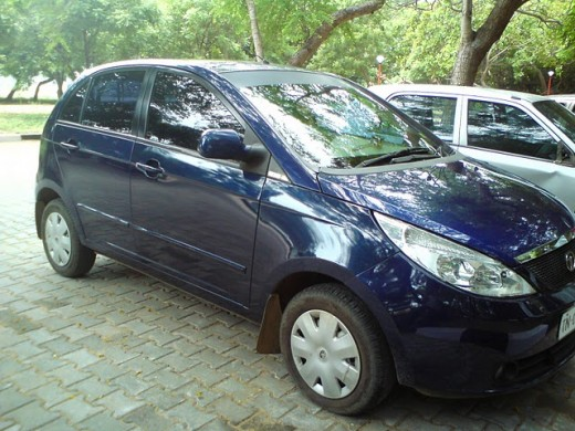 Tata Indica Vista Quadrajet Aura Reviewed