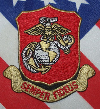 Semper Fi....Always Faithful.  We Christians should be able to say the same!