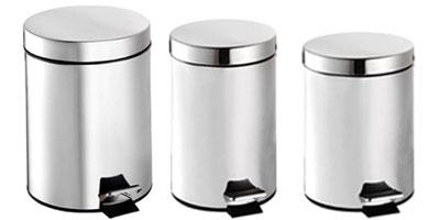 pedal bins