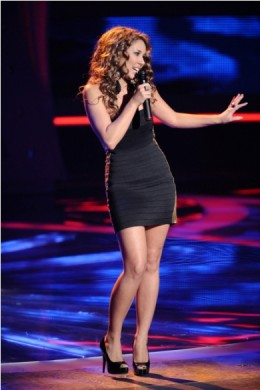 Haley Reinhart eliminated May 19, 2011 - American Idol 2011 Top 3