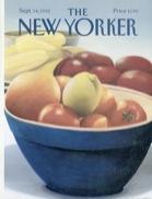 New Yorker for September 14, 1992