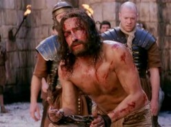 He endured this, and then died...for US!