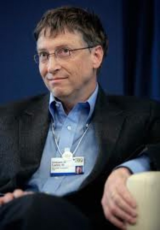 Bill Gates - Square