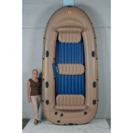 Intex Excursion 5 Boat Set