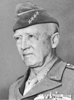 General George S. Patton - Triangle