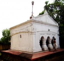 The Gopal temple, Khandra