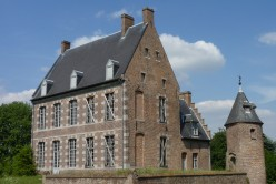 Castle of the Counts, Mouscron