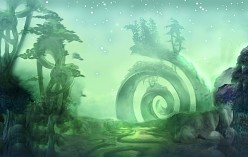 Next World of Warcraft, or wow, expansion will be the Emerald Dream?