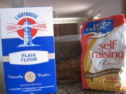 Differentiate Cake Flour From All Purpose Flour