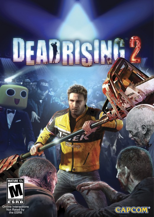 Fans of the Original Dead Rising will be happy to know that the Zombie-Slaughtering Fun only got better