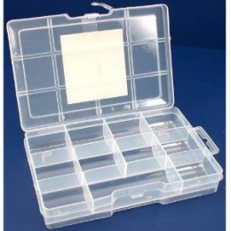 Clear Plastic Divider Box