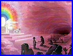 The White Throne Judgment.  Unbelievers and those that reject God will face their sins and be declared Guilty as Charged!