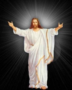 Accept Jesus today...He is waiting for you with open, loving arms!