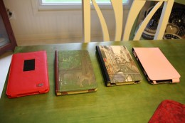 Some of my Kindle Covers