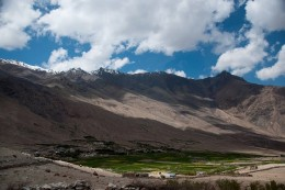 This is an awesome picture of Khardung La Pass in Leh Ladakh