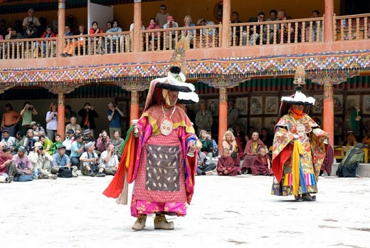 Culture, traditions, and festivals of Ladakh
