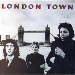 Album Review:  London Town - Wings
