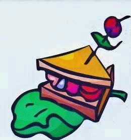 Printshop image / sandwich