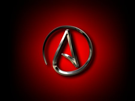 In 2007 the Atheist Alliance International Convention picked an atheist symbol from a select list.