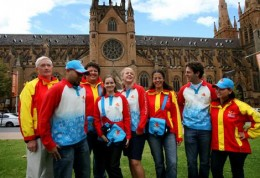 Sydney - World Youth Day Volunteers