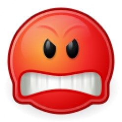 Anger is a very common emotion