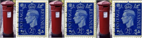 In the Public Domain. See:http://en.wikipedia.org/wiki/File:1st_National_Standard_box.jpg and http://en.wikipedia.org/wiki/File:Stamp_UK_1937_2.5p.jpg