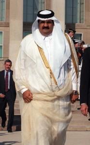 The Emir Shaikh Hamad