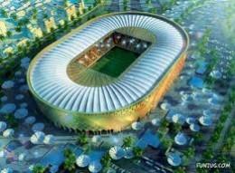 Qatar FIFA Stadium