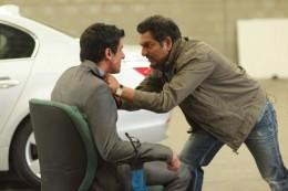 Masood finaly snaps and kidnaps Yusef