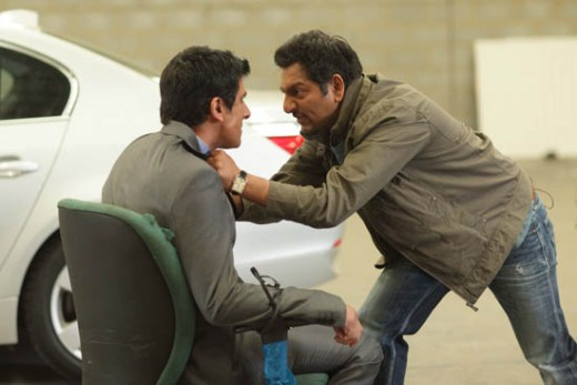 Masood finaly snaps and kidnaps Yusef