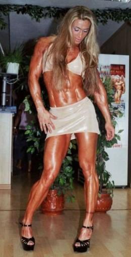 Paloma Parra - fitness women
