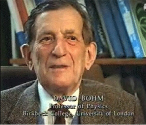 David Joseph Bohm (1917 - 1992)