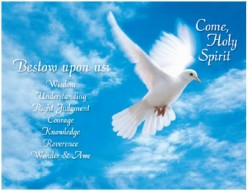 7 SPECIAL GIFTS OF THE HOLY SPIRIT