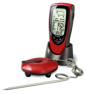 Talking BBQ Thermometer