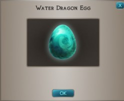 Dragons of Atlantis Water Dragon Egg Guide